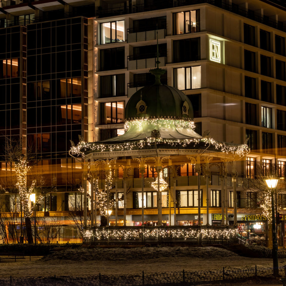 Hotel Norge i Bergen